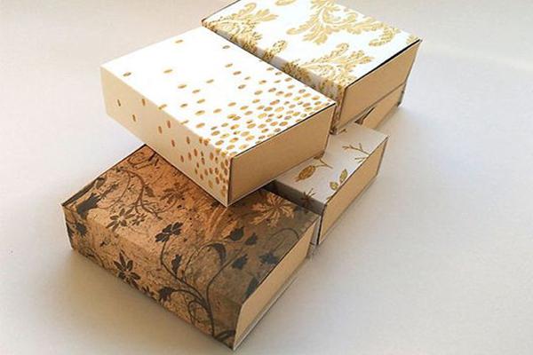 ข้อควรระวังเกี่ยวกับการทำกล่องกระดาษ