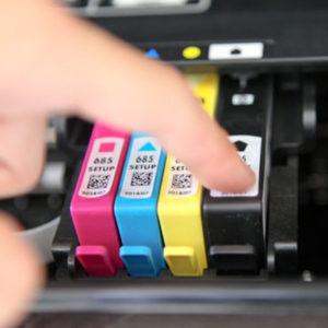 เครื่องพิมพ์สามารถใช้หมึกเทียบได้ไหม